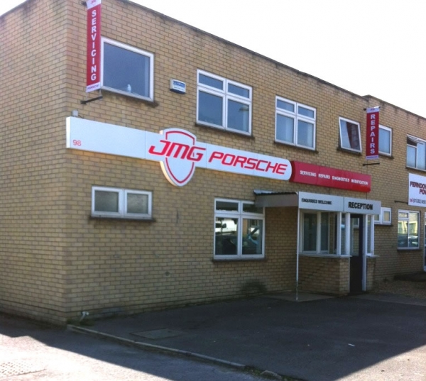 JMG Porsche have moved to their new home!!